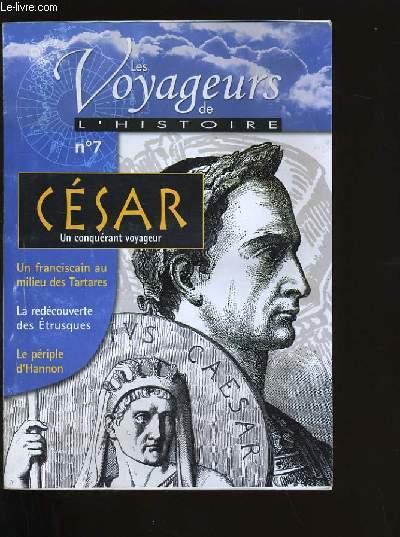 LES VOYAGEURS DE L'HISTOIRE N° 7.