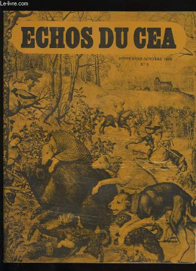 ECHOS DU CEA N° 5.