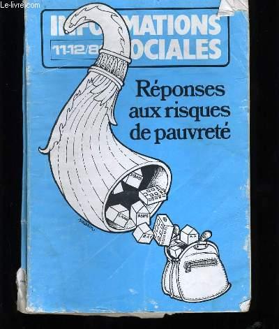 INFORMATIONS SOCIALES N°11-12.