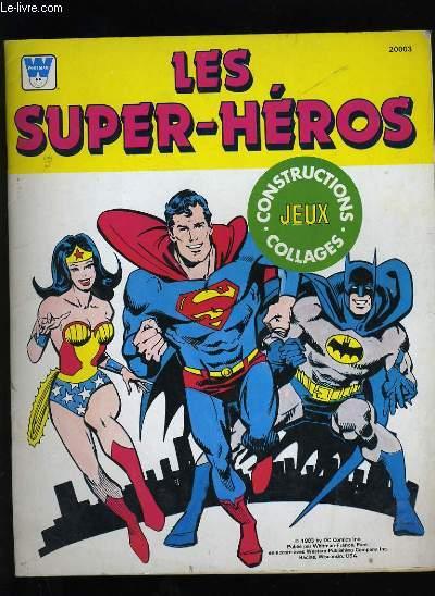 LES SUPER-HEROS.