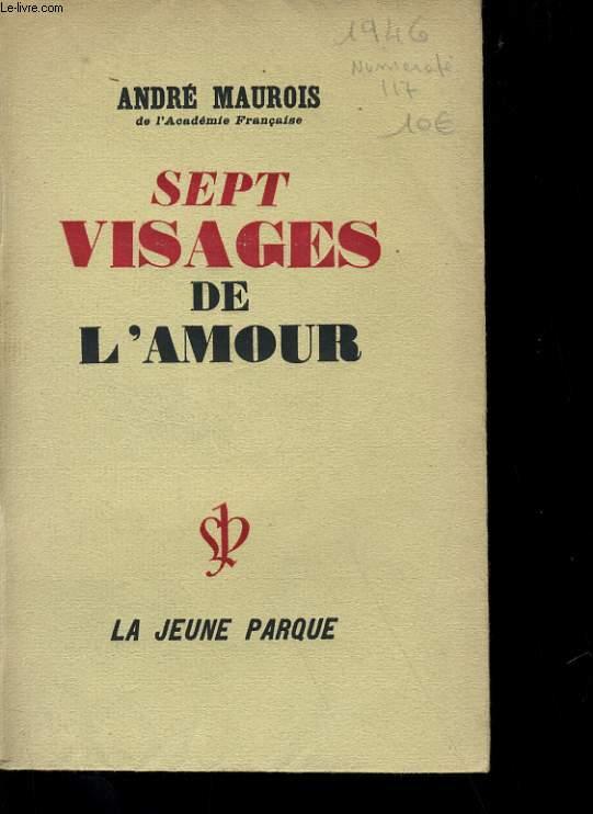 SEPT VISAGES DE L'AMOUR.