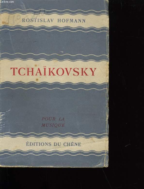 TCHAIKOVSKY.