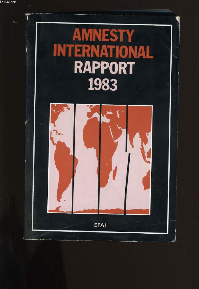 AMNESTY INTERNATIONAL RAPPORT. 1983.