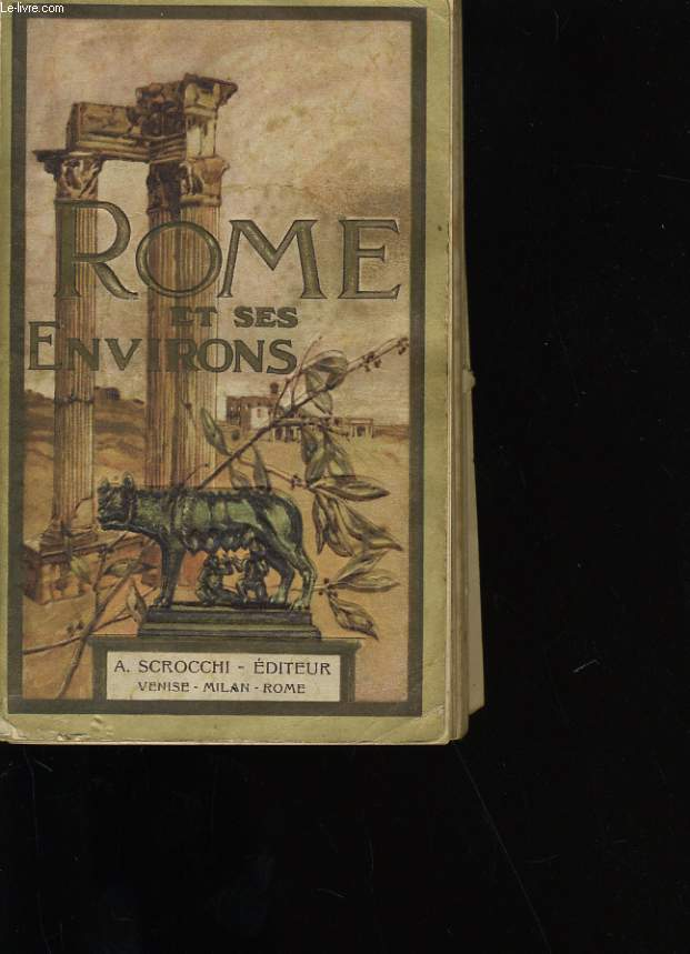 ROME ET SES ENVIRONS.