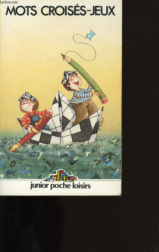 MOTS CROISES - JEUX.