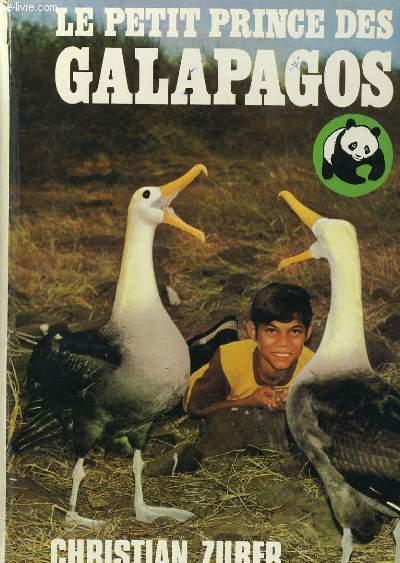 LE PETIT PRINCE DES GALAPACOS.