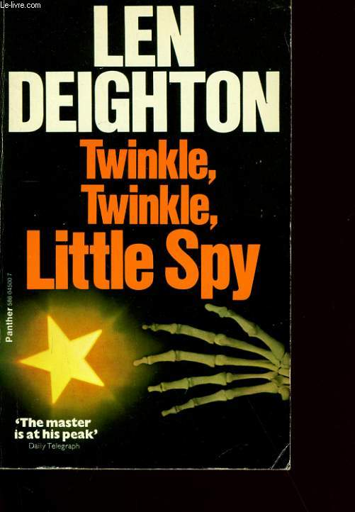 TWINKLE, TWINKLE, LITTLE SPY.
