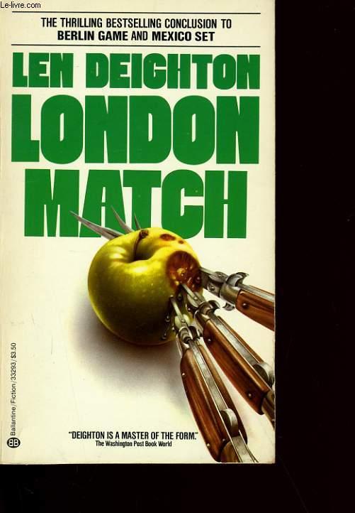 LONDON MATCH.