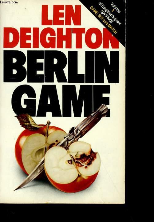 BERLIN GAME.
