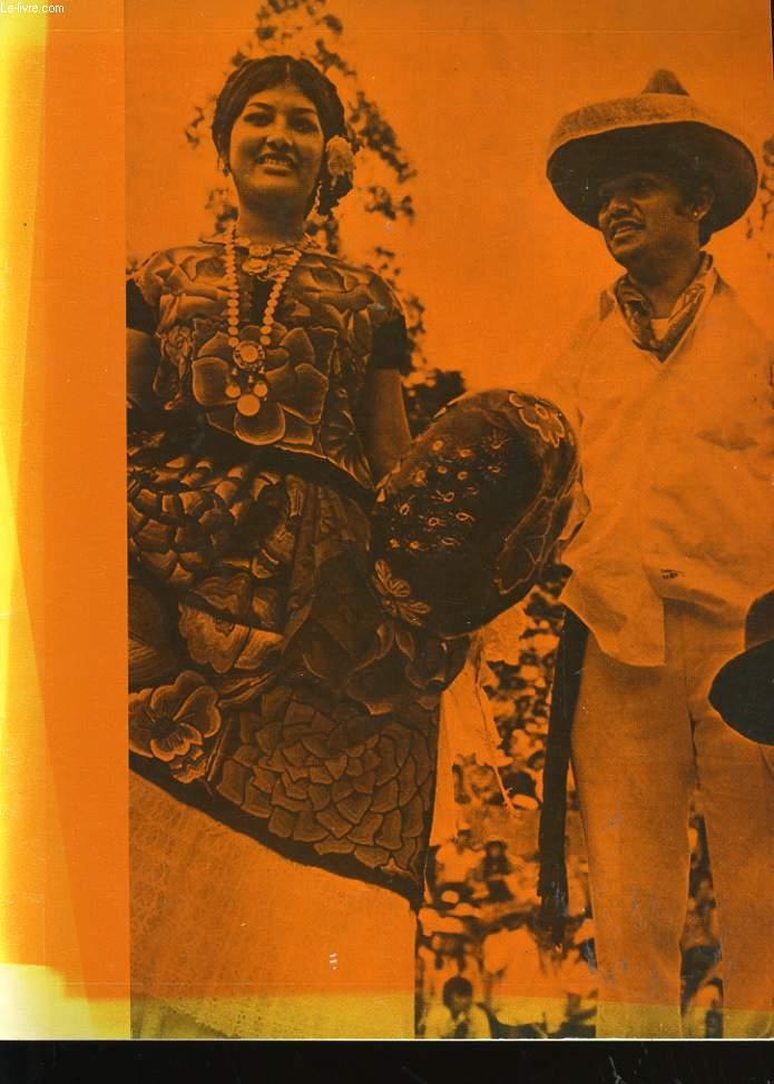 A TRAVERS LE FASCINANT MEXIQUE.