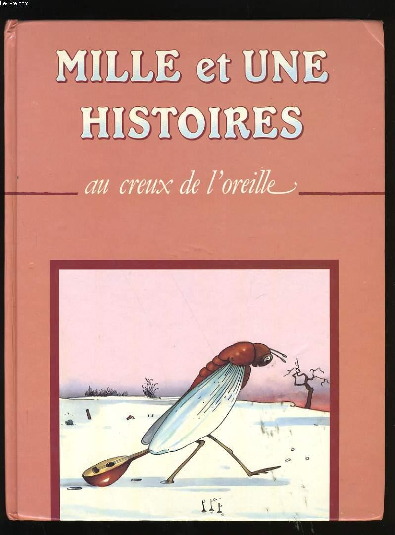 MILLE ET UNE HISTOIRES AU CREUX DE L'OREILLE. N° 5.