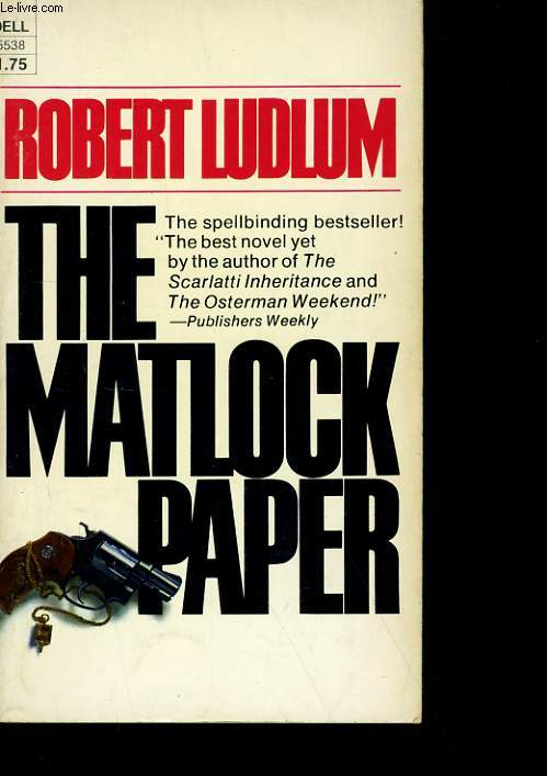 THE MATLOCK PAPER.