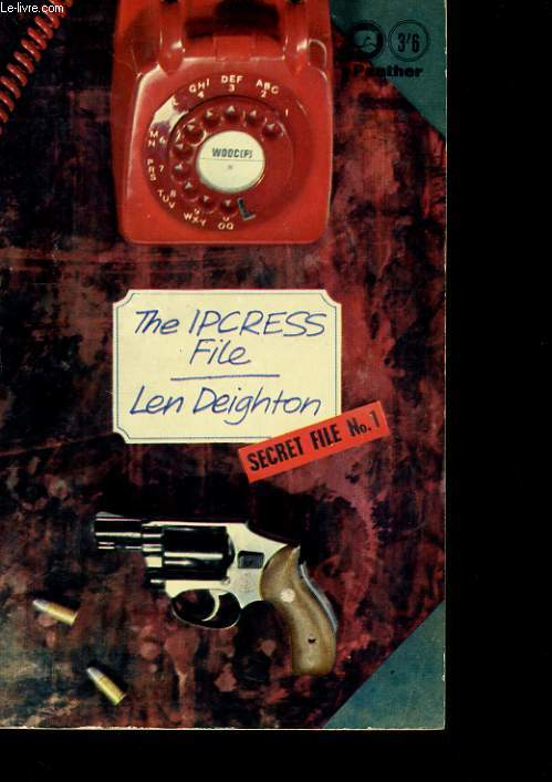 THE IPCRESS FILE.