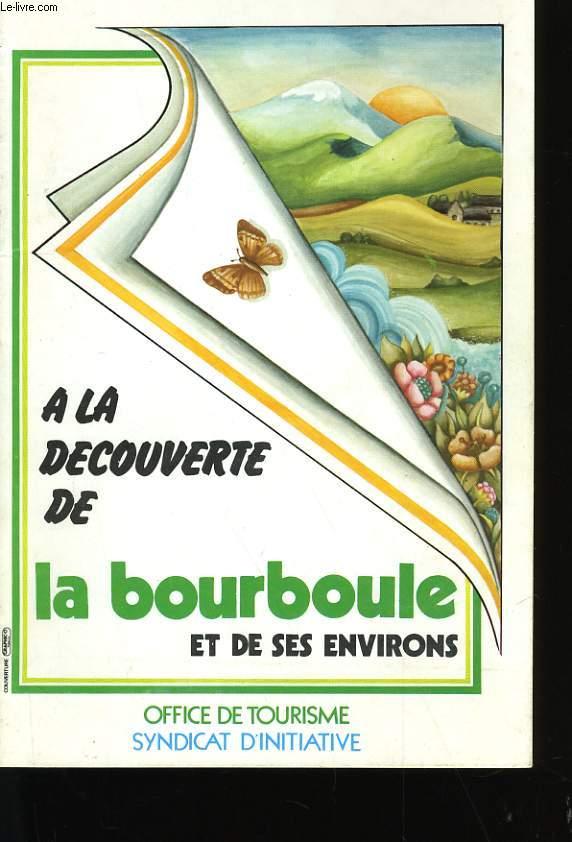 A LA DECOUVERTE DE LA BOURBOULE ET DE SES ENVIRONS.