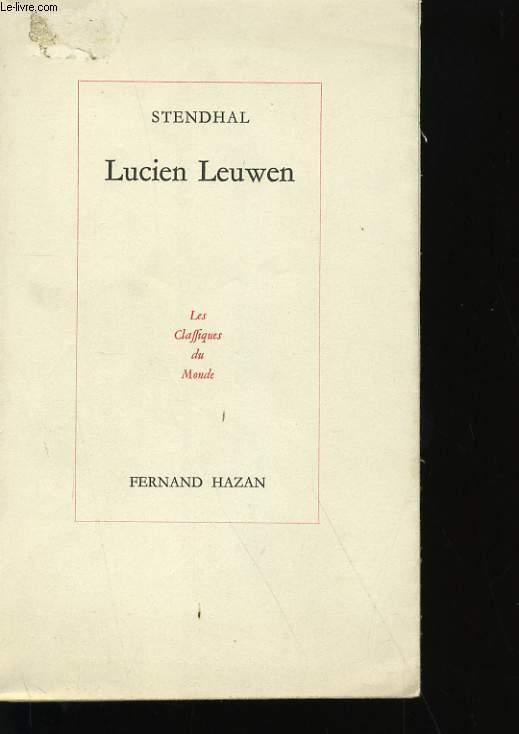LUCIEN LEUWEN.