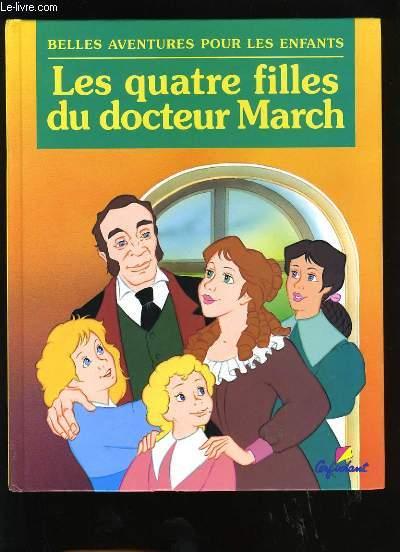 LES QUATRES FILLES DU DOCTEUR MARCH.