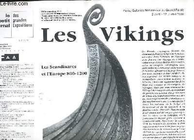 LE PETIT JOURNAL DES GRANDES EXPOSITIONS N° 235. LES VIKINGS.