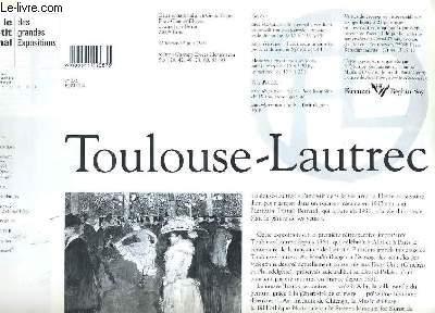 LE PETIT JOURNAL DES GRANDES EXPOSITIONS N° 232. TOULOUSE - LAUTREC.