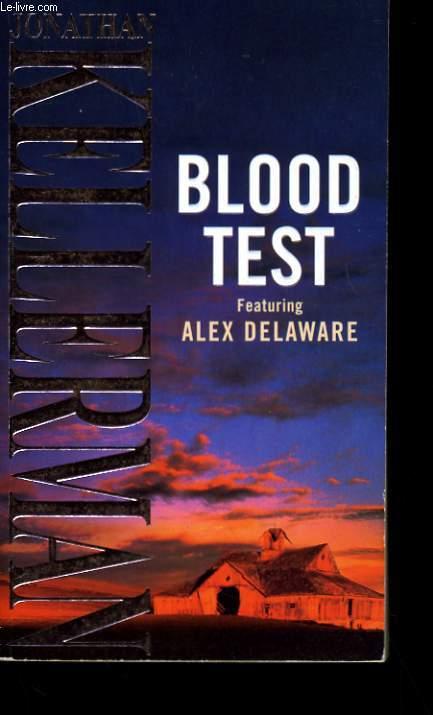 BLOOD TEST.