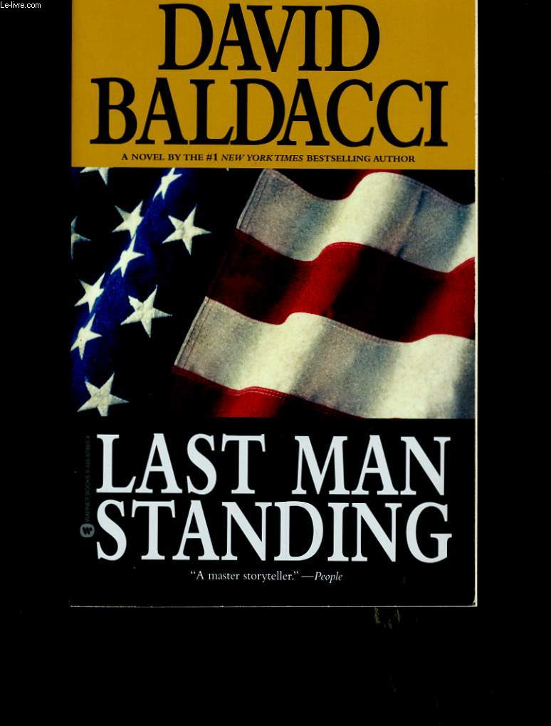 LAST MAN STANDING.