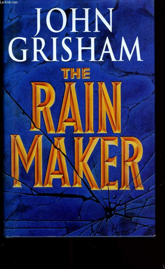 THE RAIN MAKER.