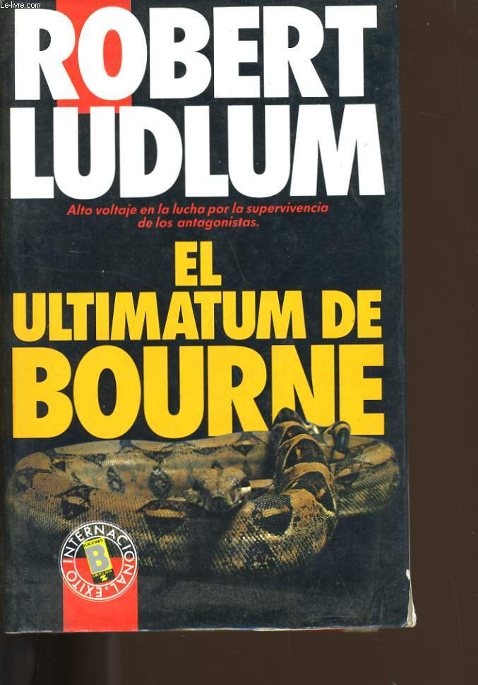 EL ULTIMATUM DE BOURNE.