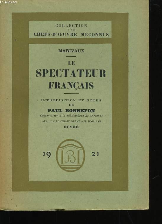 LE SPECTATEUR FRANCAIS.