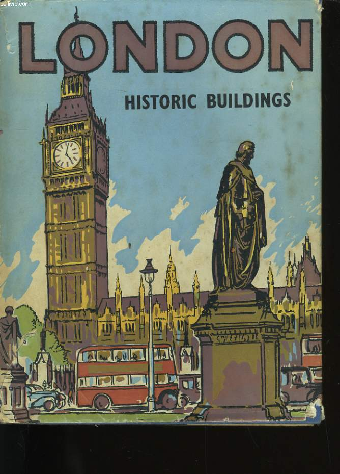 LONDON HISTORIC BUILDINGS.