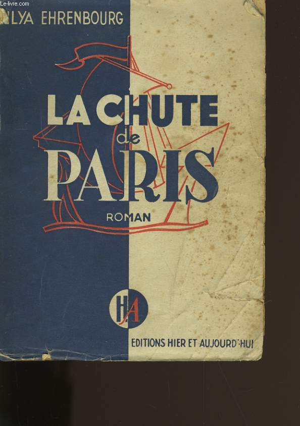 LA CHUTE DE PARIS.