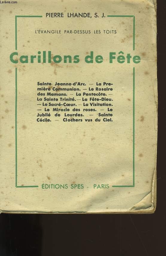 CARILLONS DE FETE.