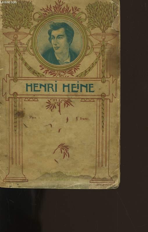 HENRI HEINE.
