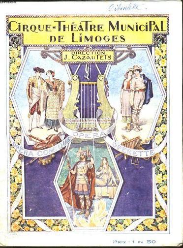 CIRQUE MUNIICIPAL - VILLE DE LIMOGES