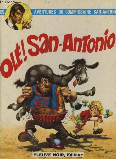 OLE! SAN-ANTONIO