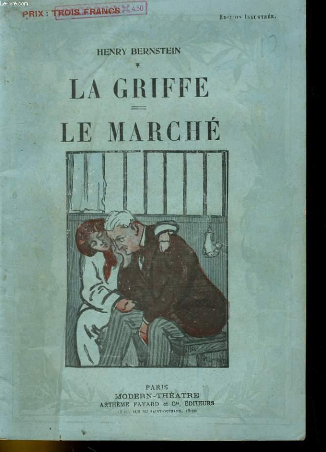LA GRIFFE - LE MARCHE