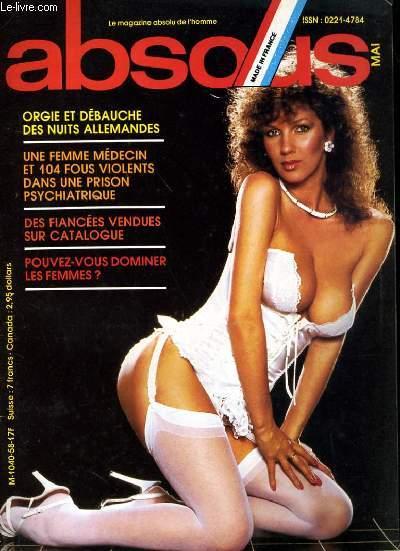 Titres de magazines porno