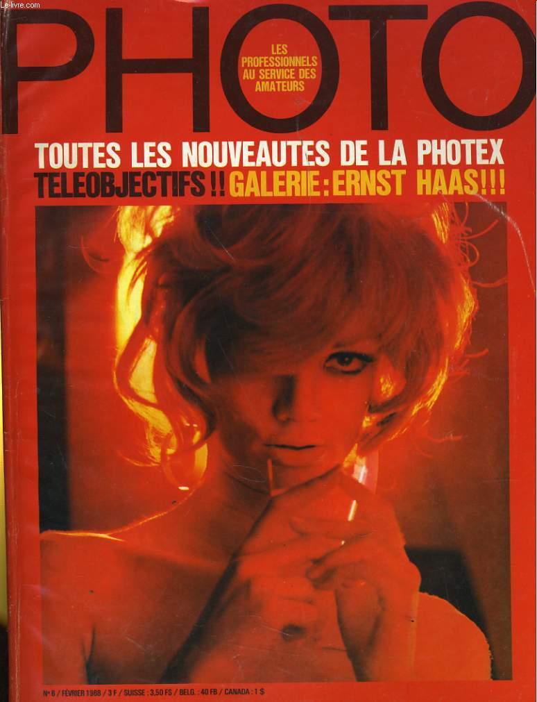 PHOTO N° 6 - TOUTES LES NOUVEAUTES DE LA PHOTEX - TELEOBJECTIFS - GALERIE: ERNST HAAS