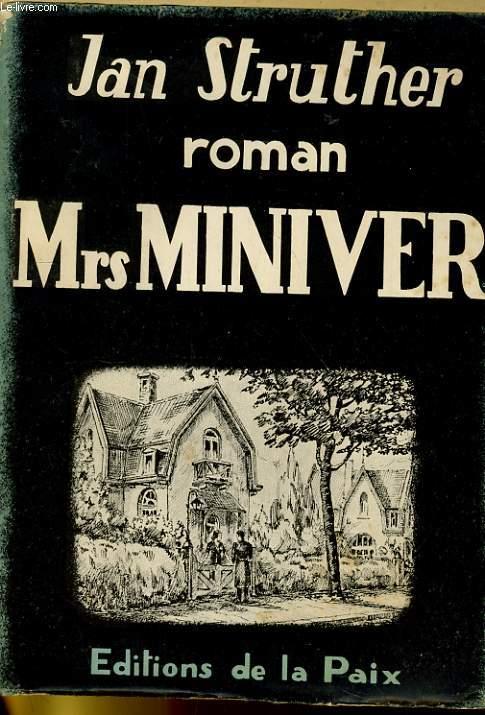 Mrs MINIVER. ROMAN