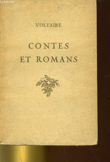 CONTES ET ROMANS - TOME QUATRIEME