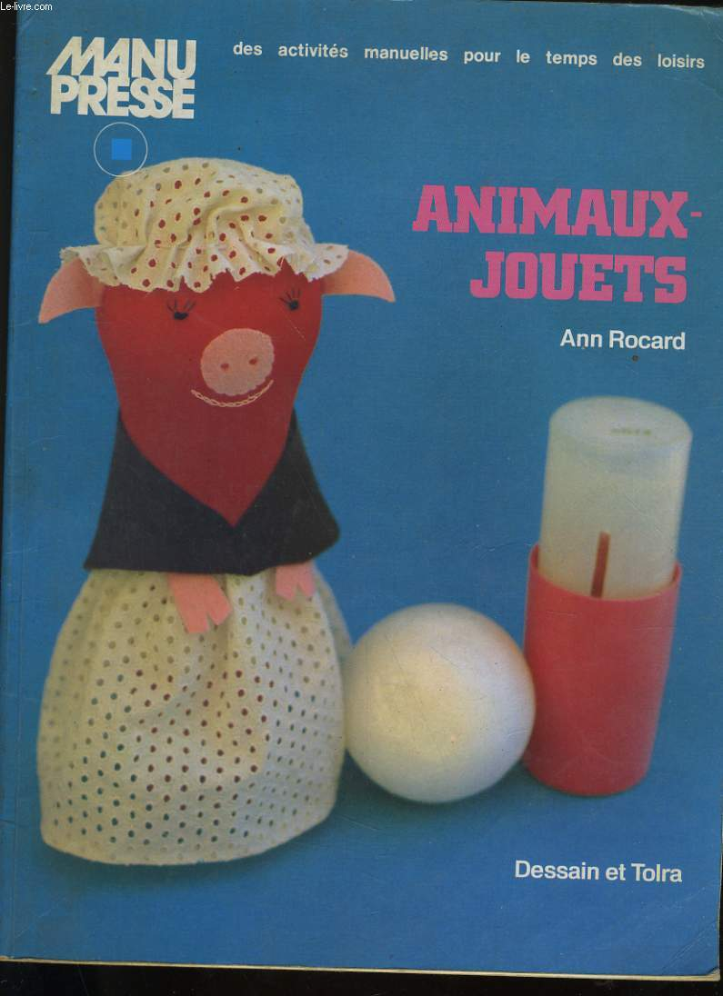 ANIMAUX JOUETS