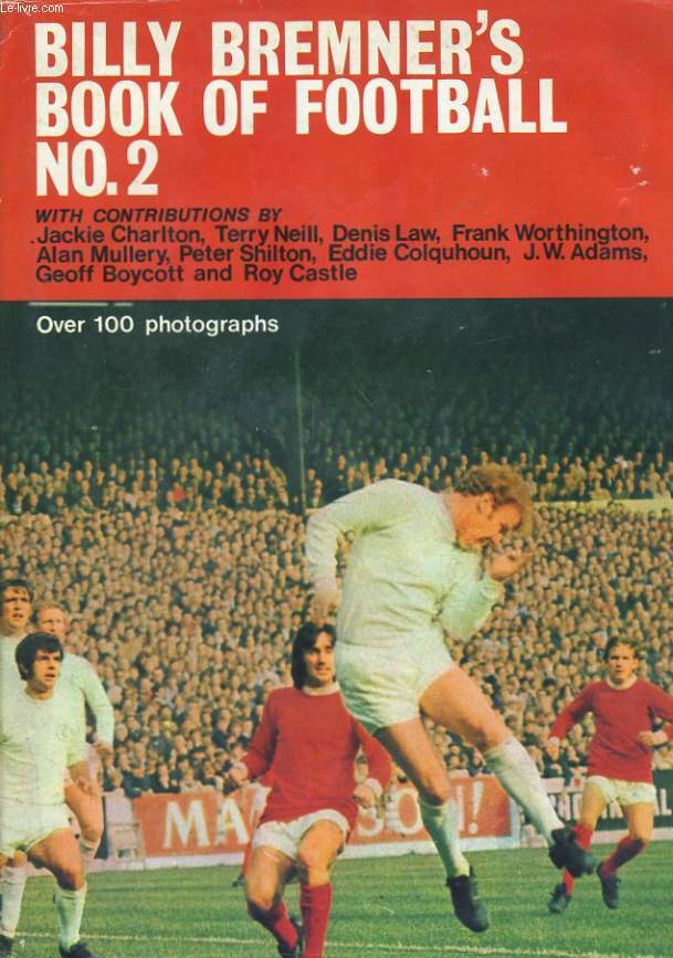 BILLY BREMNER'S BOOK FOOTBALL NO.2
