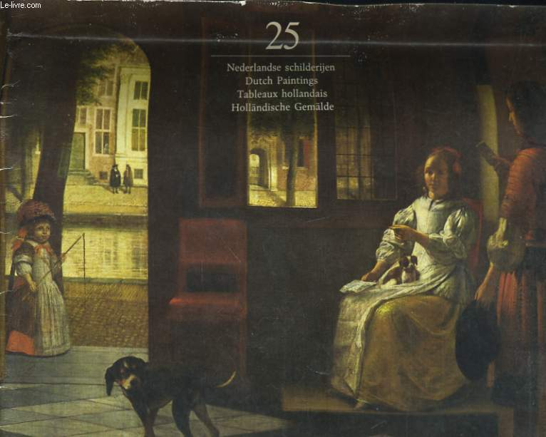 25 - TABLEAUX HOLLANDAIS