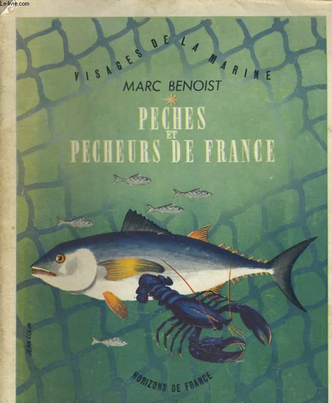 PECHES ET PECHEURS DE FRANCE