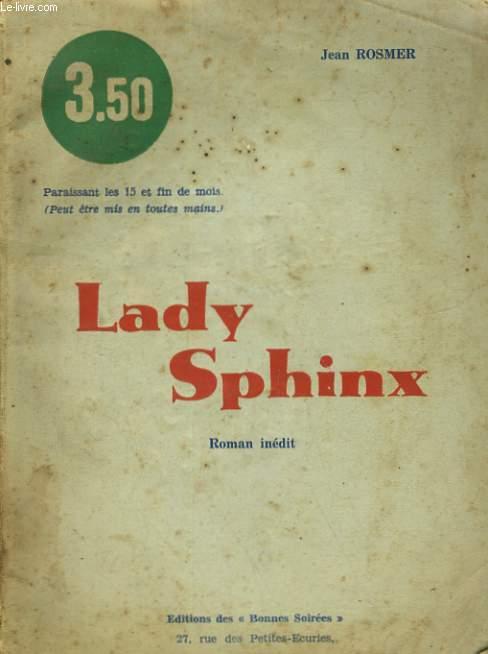 LADY SPHINX