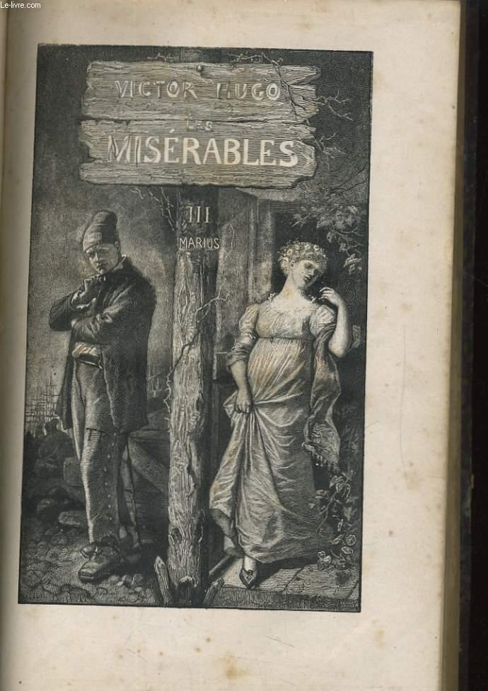 LES MISERABLES - III. MARIUS