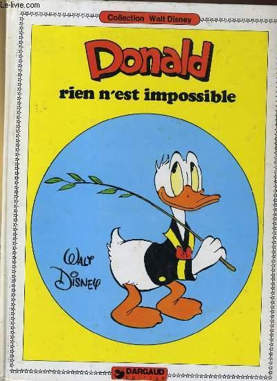 DONALD, RIEN N'EST IMPOSSIBLE