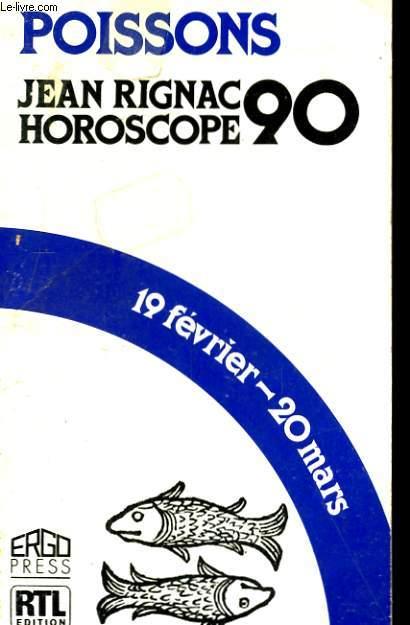 HOROSCOPE 1990 POISSONS