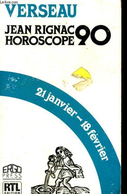 HOROSCOPE 1990 VERSEAU
