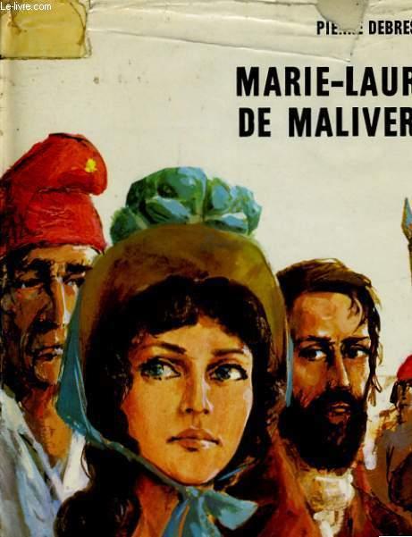 MARIE-LAURE DE MALIVERT