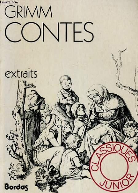 GRIMM CONTES. EXTRAITS