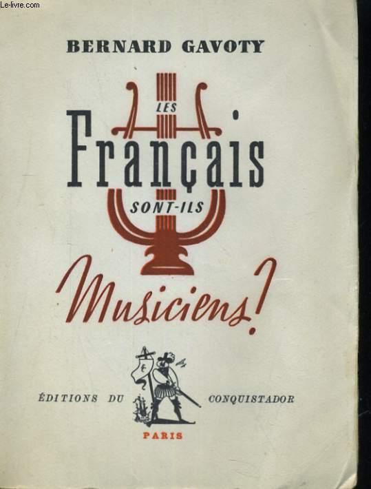 LES FRANCAIS SONT ILS MUSICIENS?